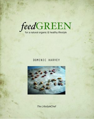 Feed Green – recipe book!