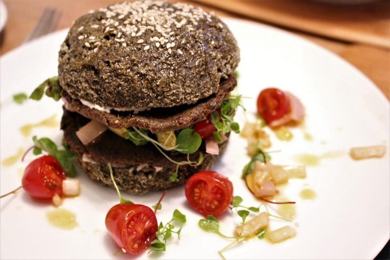 Raw Burger is on the Menu!